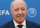 Giuseppe Marotta non sarà più l'amministratore delegato della Juventus
