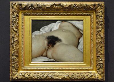 """È stata scoperta l'identità della modella ritratta in """"L'Origine du monde"""""""