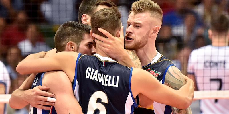 Mondiali Volley 2018: l'Italia batte la Slovenia e fa bottino pieno