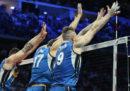Ai Mondiali di pallavolo stasera l'Italia si gioca tutto