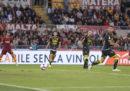 I due identici gol di tacco di Javier Pastore con la Roma