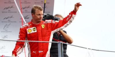 Kimi Raikkonen lascerà la Ferrari al termine della stagione: verrà sostituito da Charles Leclerc
