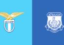 Lazio-Apollon di Europa League in streaming e in diretta TV