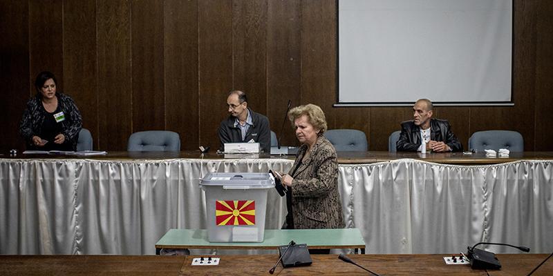 Macedonia del nord non piace, Ue e Nato più lontane