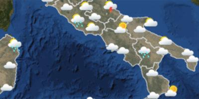 Le previsioni meteo per mercoledì 19 settembre