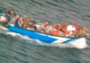 184 migranti sono sbarcati oggi a Lampedusa