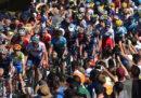 Lo spagnolo Alejandro Valverde ha vinto i Mondiali di ciclismo su strada