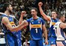 L'Italia ha battuto l'Olanda ai Mondiali di pallavolo maschile
