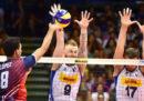 L'Italia maschile ha vinto la sua quarta partita consecutiva ai Mondiali di pallavolo