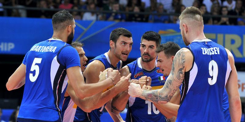 Italia-Slovenia, Mondiali di pallavolo stasera in diretta tv e live streaming
