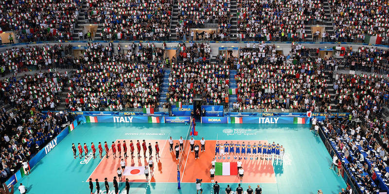 Highlights Italia-Belgio 3-0, Mondiali volley maschile 2018