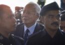 Ci sono 21 capi d'imputazione contro l'ex primo ministro della Malesia Najib Razak per lo scandalo 1MDB