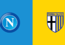 Dove vedere in streaming Napoli-Parma