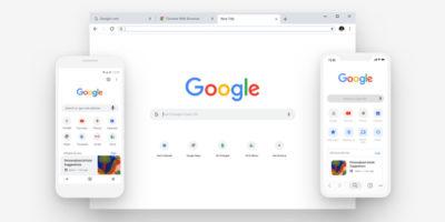 Chrome è cambiato