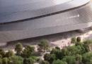 Ecco come sarà il nuovo stadio del Real Madrid