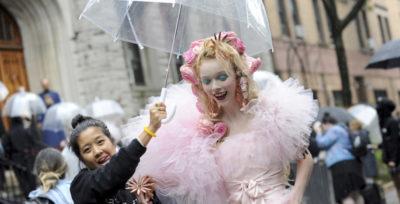 Gli alti e bassi della moda a New York