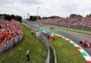 Formula 1: l'ordine di arrivo del Gran Premio d'Italia
