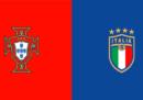 Portogallo-Italia in diretta TV e in streaming