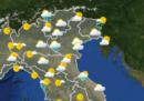 Le previsioni meteo per sabato 8 settembre