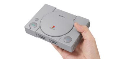 Sony ha fatto una mini versione commemorativa della sua prima PlayStation
