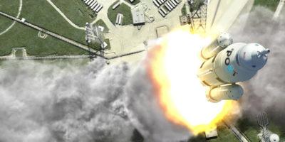 Vedremo pubblicità sui razzi della NASA?