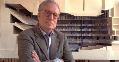 È morto l'architetto Robert Venturi