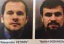 La Russia dice di aver trovato i due uomini indicati dal Regno Unito come i sospettati dell'avvelenamento di Sergej e Yulia Skripal