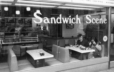 Sandwich Scene