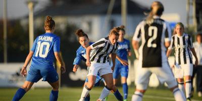 Sky Sport trasmetterà in diretta alcune partite della Serie A di calcio femminile