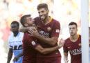 La Roma ha battuto 3-1 la Lazio nel derby romano di Serie A