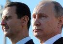 Putin ha annunciato la vendita alla Siria di un sofisticato sistema di difesa aerea