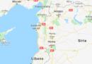 Un aereo militare russo con 15 persone a bordo è stato abbattuto per errore da un missile siriano