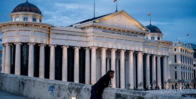 Come è fatta Skopje, una delle capitali più kitsch del mondo