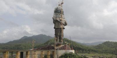 L'India ha quasi finito la statua più alta del mondo