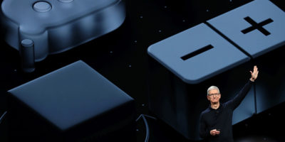 I nuovi iPhone, questa sera