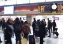 Ci sono molti ritardi dei treni da e per Torino Porta Nuova