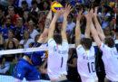 L'Italia ha battuto il Belgio nella seconda partita dei Mondiali di pallavolo maschili