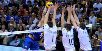 MONDIALI PALLAVOLO: super avvio per l'Italian contro il Giappone, è 3-0