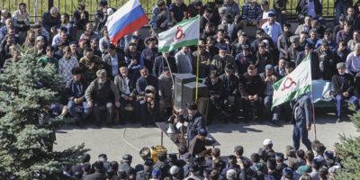 Perché da giorni si protesta in Inguscezia