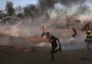 Sette palestinesi sono morti negli scontri di ieri al confine fra Gaza e Israele, dice il ministero della Salute di Gaza