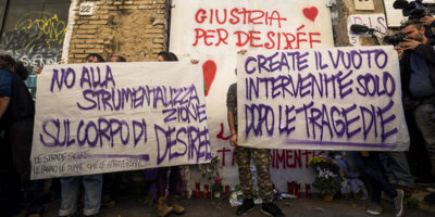 La morte di Desirée Mariottini