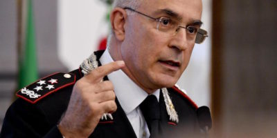 Il comandante dei carabinieri ipotizza l'espulsione per i colpevoli nel caso di Stefano Cucchi