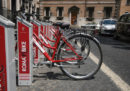 L'unica grande capitale europea senza bike sharing