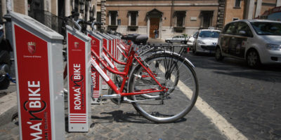 L'unica grande capitale europea senza bike sharing