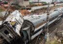 Un treno è deragliato in Marocco: ci sono almeno 7 morti e 80 feriti