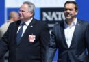 Il ministro degli Esteri della Grecia si è dimesso dopo una lite interna sull'accordo con la Macedonia
