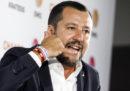 Intanto Salvini prende in giro Di Maio e Conte