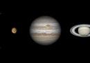 Pianeti, comete e asteroidi – Secondo posto
