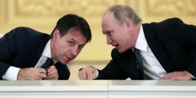 No, Putin non ci salverà