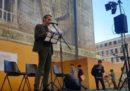 Gipi ha letto i nomi degli oltre 30mila migranti morti nel Mediterraneo, al festival di Internazionale